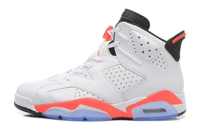 30aec41e161769 Jordan 6 Carmine Men Basketball Shoes Classic UNC Black Blue White Chrome  Gatorade Like Mike Jordan Basketball Sneaker Shoes