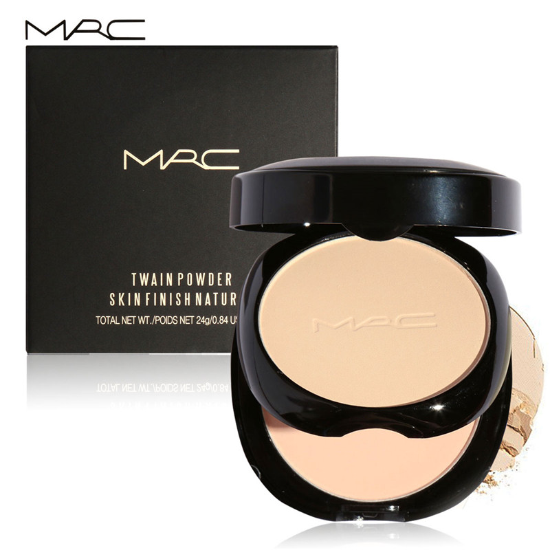 Maquiagem MRC 2 Layer New Fabulous Dry And Wet Pressed Face Make up Powder Makeup Contour Powder Palette Skin Finish