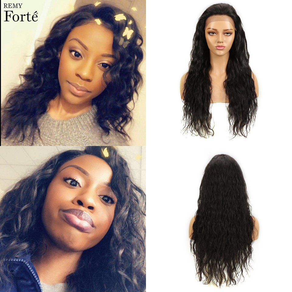 Remy Forte Lace Front Human Hair Wigs Body Wave Human Hair Wigs Short And Long Human