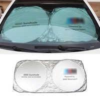 Windschutzscheibe Sonne Schatten für BMW M Vorne Hinten Fenster Abdeckung Solar UV Schutz Folien Reflektierende Sonnenschirm Auto Zubehör