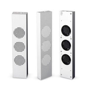 Image 2 - OIVO ventilador de refrigeración para Xbox One S, Enfriador de conexión Micro USB ajustable incorporado con 3 ventiladores de alta velocidad para consola Xbox One S