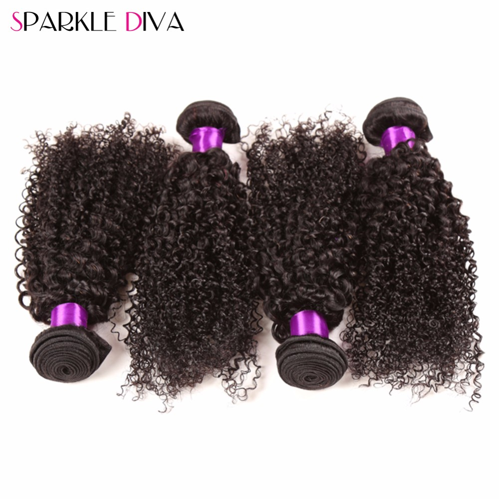 Peruvian Virgin Hair With Closure 5pc Rosa Hair Products With Lace Frontal Closure Peruvian Kinky Curly Virgin Hair With Closure