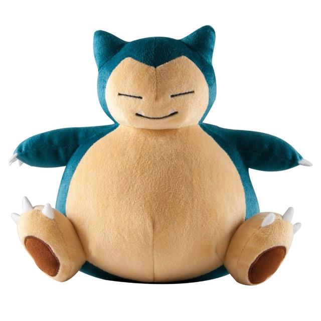 Pokemon Large Plush, Gengar,Snorlax,There are original packaging