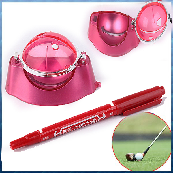 Free shipping brand new golf ball linear maker template for Online drawing maker