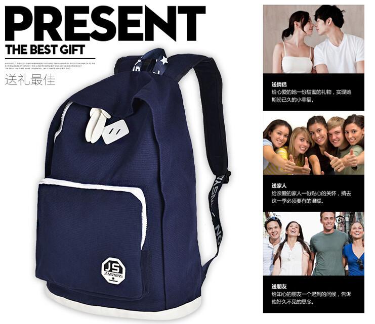 men fashion backpack25