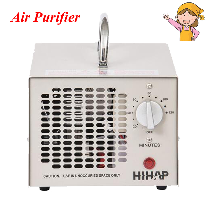 1pc Portable Ozone Generator Air Purifier Air Cleaner Oxygen Portable Ionizer HE-150 ionizer air purifier for home deodorizer ozone generator o3 ionizer fresh air purifiers disinfect germicidal filter air cleaner