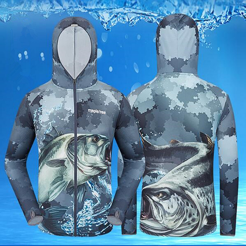 New arrival Outdoor sports Cycling Fishing Clothes Anti UV Breathable Quick drying Professional Fishing Shirt Plus Size 4XL M цены онлайн