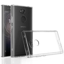 For Sony Xperia L2 H3311 H3321 H4311 H4331 Ultra Thin Anti Scratch Clear Case Shockproof Protective Hard Back Transparent Cover смартфон sony h4311 xperia l2 black