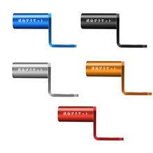 Power Bank Beugel Gereedschap Anti Corrosie Achteruitrijcamera Legering Multifunctionele Motorfiets Accessoires Stand Spiegel Houder Clamp Bar