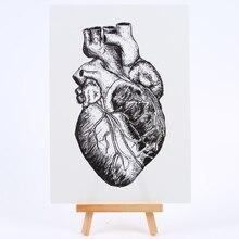 Lindo corazón flash temporal cuerpo arte del tatuaje mangas temporales tatoo pegatinas temporales tatuajes harajuku xha pesca tatto