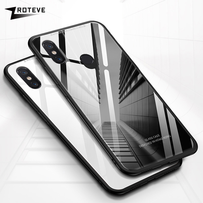 Mix 3 2s Case ZROTEVE Cover For Xiaomi Mi Mix 3 2s Case Global Xiomi Mix2 S Tempered Glass Cover For Xiaomi Mix 2s 3 Mix3 Cases