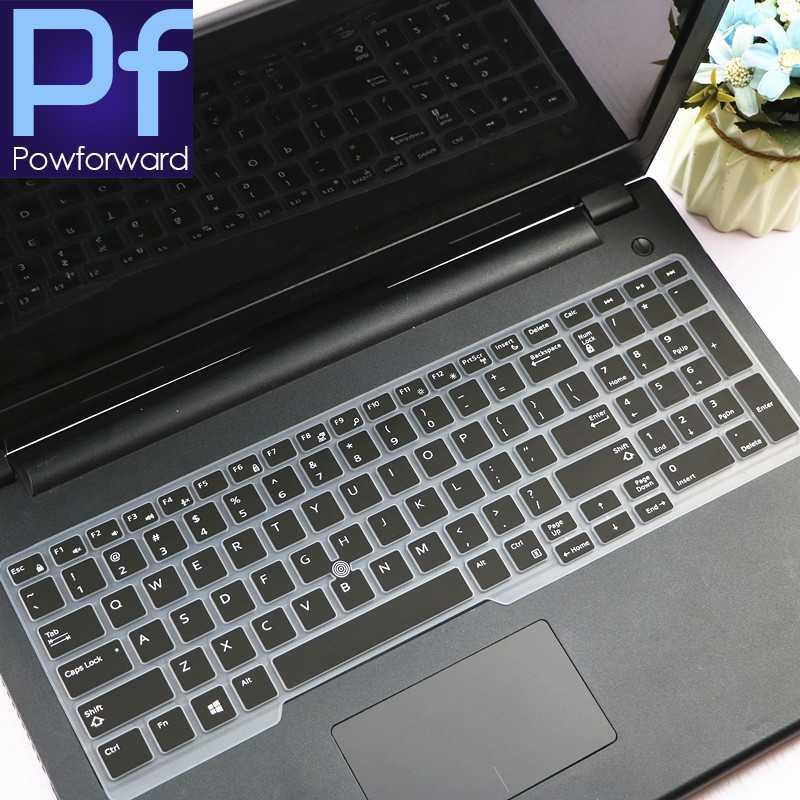 Maxsan for Dell Precision 7710 7720 3520 M3510 M7530 Latitude E5591 E5580 5550 7510 5570 7520 15.6 17.3 Keyboard Cover-Fadepurple