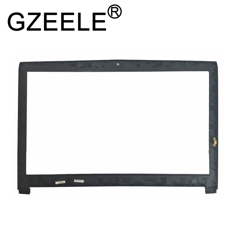 GZEELE New For MSI GE72 2QD PRO MS-1792 MS-1795 MS-1799 Laptop Bezel Cover LCD Screen Front Case Black Not Fit GE72-2QF