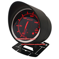 High Quality Racing Car Oil Temp Meter Defi BF Meter 60mm Red/White Light Oil Temperature Gauge Universal Fitment