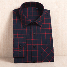 Comfortable Spring Male Shirt Business Casual Long-sleeved Shirts