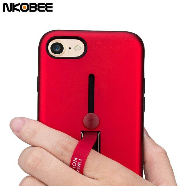 coque iphone x avec anneau