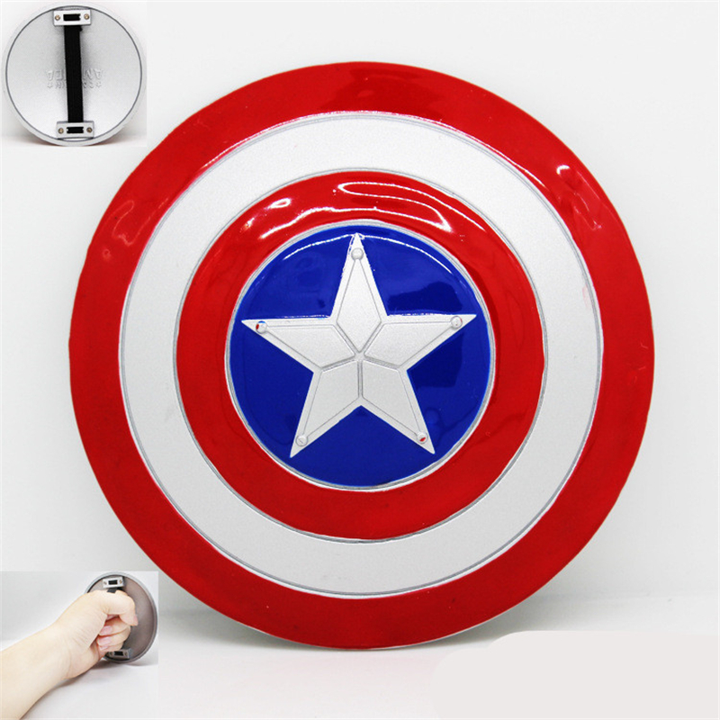 Halloween cosplay Child Captain America Shield Hero Security Shield Child Toy Gift Men And Women Applicable
