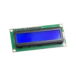 ЖК-дисплей 1602 + I2C ЖК-дисплей 1602 Модуль синий экран IIC/I2C для Ар-Дуино