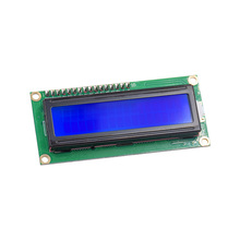 LCD1602 + I2C LCD 1602 module Blue screen IIC/I2C for ar-duino