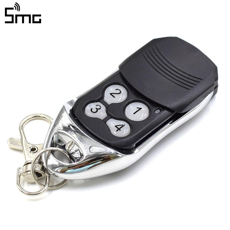 2//4//10x Universal Cloning Remote Control Key Fob Car Garage Door Electric Gate