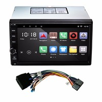 7 Inch 2 Din Head Unit Android 6 0 Car Stereo Car GPS Navigation Car Radio