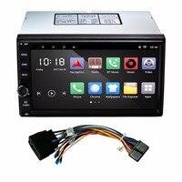 7 Inch 2 Din Head Unit Android 6 0 Car Stereo Car GPS Navigation Car Radio