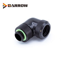 BARROW G1/4'' 90 Degree OD12mm/14mm Hard tube fitting hand compression fitting rotary use for outside 12mm/14mm Hard Tube barrow hard tube bending tool abs steel plate support hard tubing 12 14 16mm abqyg 16a