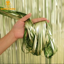 2M Wedding Backdrop Sequin Party Curtains Matte Gold Metallic Foil Curtain Girl Adult Birthday Decoration