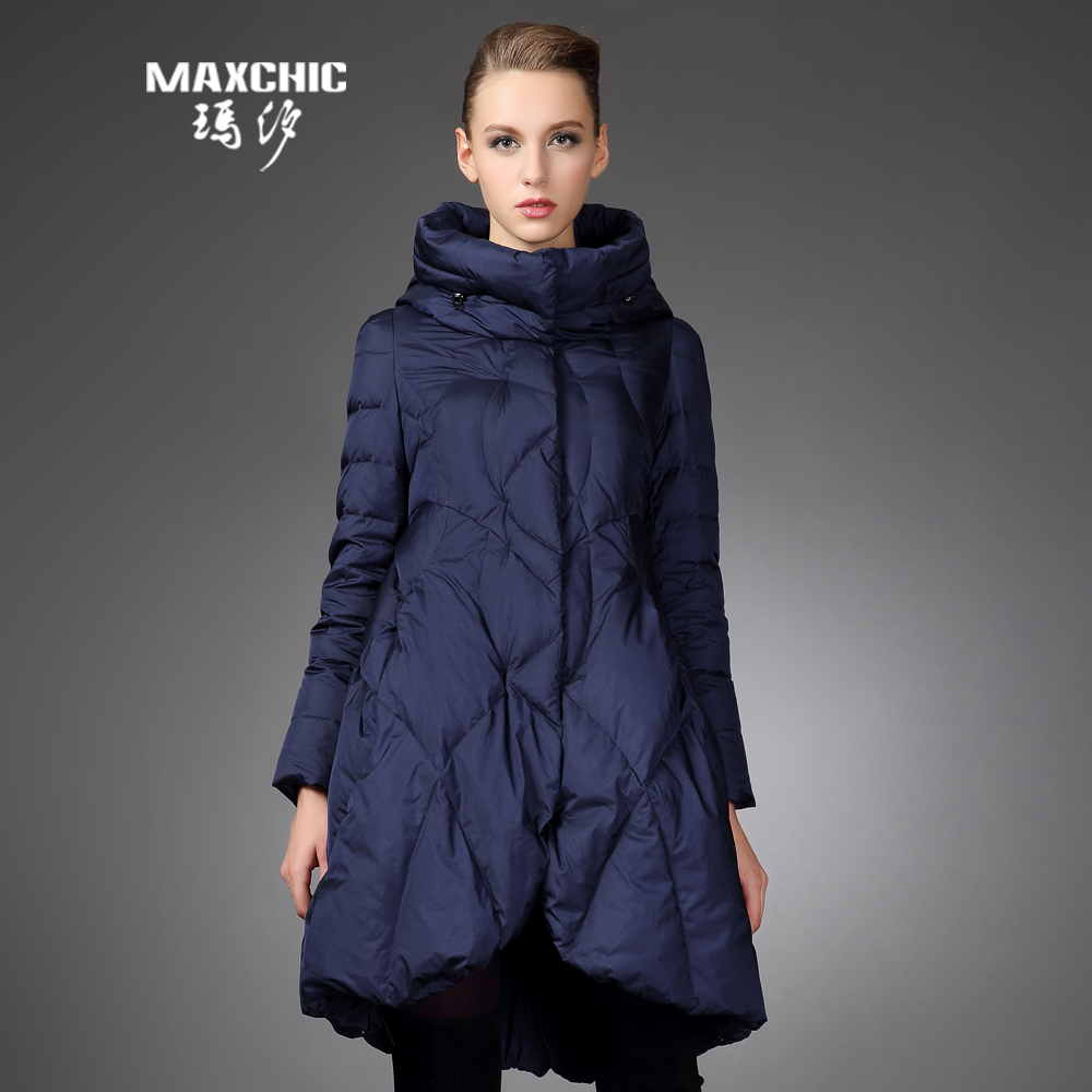 2015 new Hot winter Thicken Warm Woman Down jacket Coat Parkas Outerwear Hooded Loose Luxury long plus size XL High-end cloak 2015 new hot winter thicken warm woman down jacket coat parkas outwewear hooded loose brand luxury high end mid long plus size l