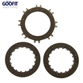 Single-Automatic Clutch Plate Set for 50cc-125cc ATV Dirt Bike K072-018