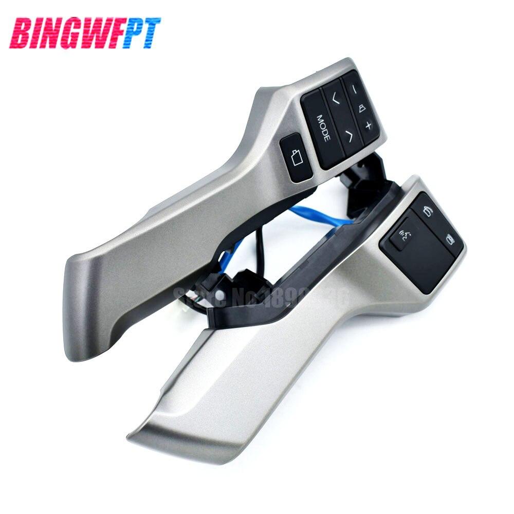 Car Multifunction Steering Wheel Switch For Toyota Land Cruiser Prado GRJ150L TRJ150W 84250 60160 84250 60160