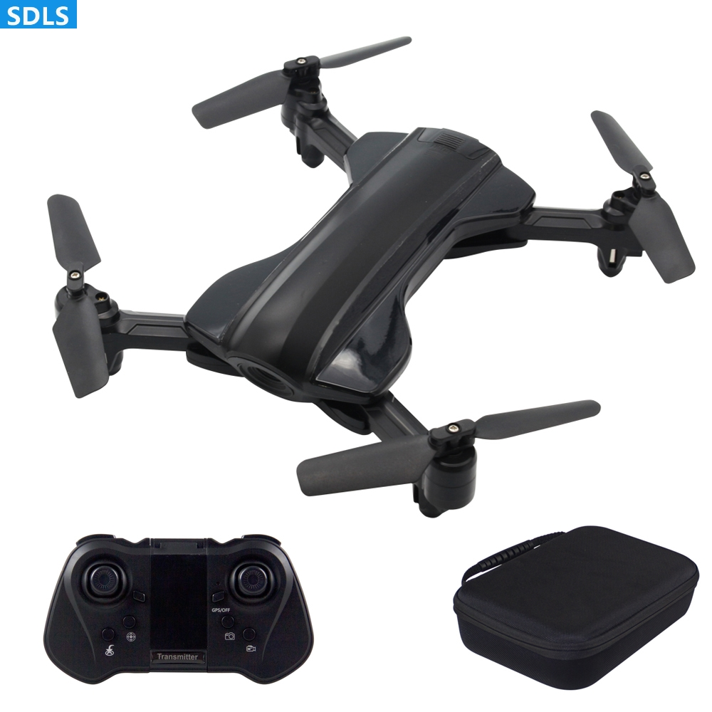 RC Drone Foldable GPS 5G Quadrocopter With Camera HD 1080P Profissional Helicopter Follow Me Auto Return Dron 15 Mins Flying remote control charging helicopter