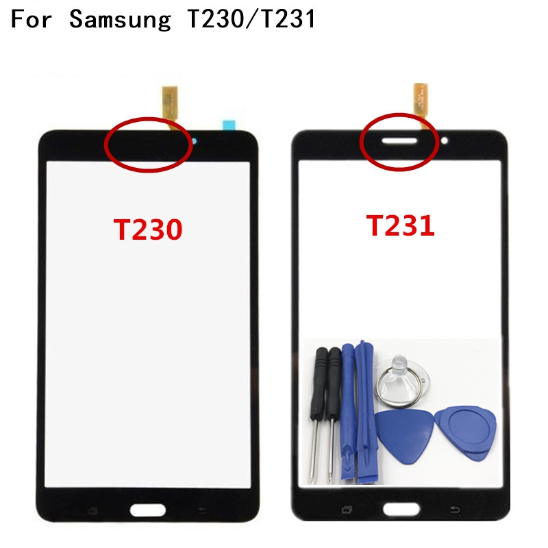 100% Test For Samsung Galaxy Tab 4 SM-T230 T230 SM-T231 T231 Front Touch Screen Digitizer Panel Glass Sensor +Tracking100% Test For Samsung Galaxy Tab 4 SM-T230 T230 SM-T231 T231 Front Touch Screen Digitizer Panel Glass Sensor +Tracking