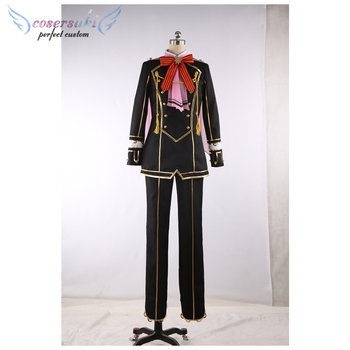 Idolish7 TRIGGER DIAMOND FUSION Kujo Tenn Cosplay Costumes Stage Performance Clothes ,Perfect Custom for You !