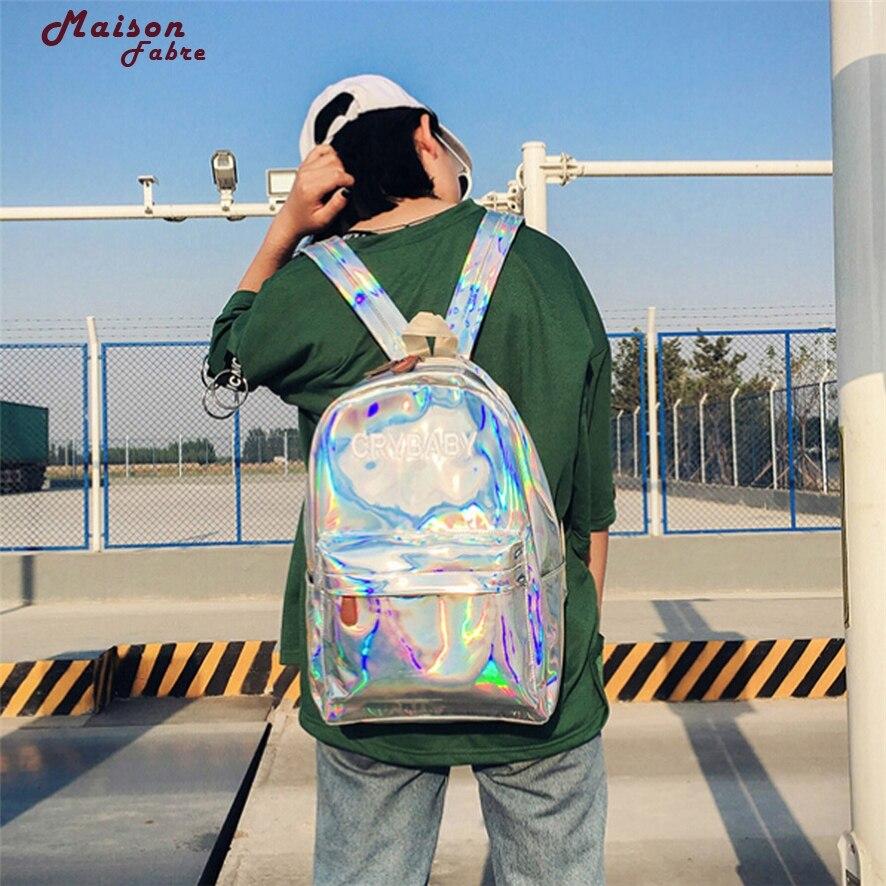 Maison Fabre Women Men Rucksack Shoulder Bookbags School Satchel Travel Backpack Meninas Meninos Mochilas Dos Desenhos 901#23