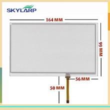 Skylarpu 7 Pulgadas de Pantalla Táctil 164*99mm para AT070TN90 AT070TN93 HD Panel de Cristal Digitalizador para Tablet PC MID GPS mp4 Con Pantalla Táctil