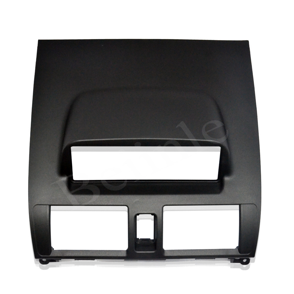 1 Din Car Fascia Panel Frame / Car Dash Frame Kit / Audio Panel Frame For Mazda 3 2004 2005 2006 2007 2008 2009 Free Shipping ityaguy fascia for ford ranger 2011 stereo facia frame panel dash mount kit adapter trim