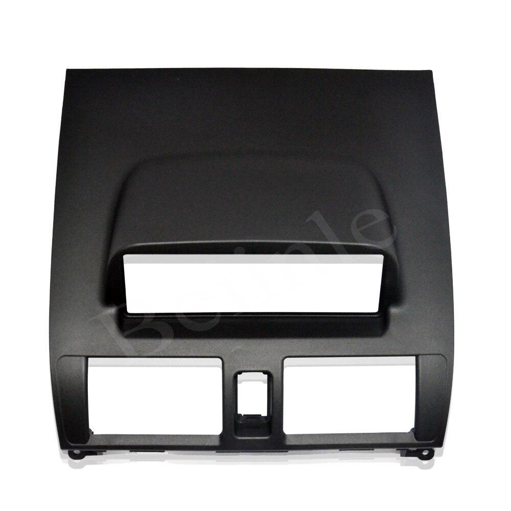 1 Din Voiture Fascia Frame Panel/Voiture Dash Cadre Kit/Audio Frame Panel Pour Mazda 3 2004 2005 2006 2007 2008 2009 Livraison Gratuite