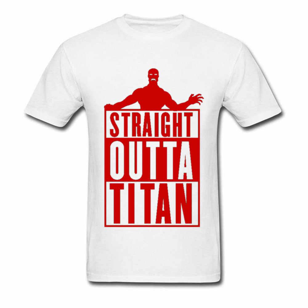 重金属 Tシャツ男性タイタン Tシャツパンク調査隊 Tシャツ 3D 日本アニメロゴ Tシャツ綿スリムスリムフィットオストップス XL