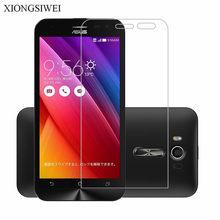 2 pc dla ochraniacz ekranu ASUS ZE500KL Zenfone 2 Laser ZE500 ZE 500 KL 500KL szkło hartowane dla ASUS Z00ED ZOOED ASUS_Z00ED szkło