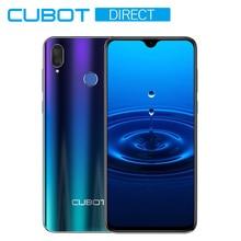 Cubot R15 смартфон 6,26 ''19:9 Капля воды Экран MT6580P 4 ядра Android 9,0 2 ГБ+ 16 Гб пальца ID двойная задняя камера 13MP 3000 мАч