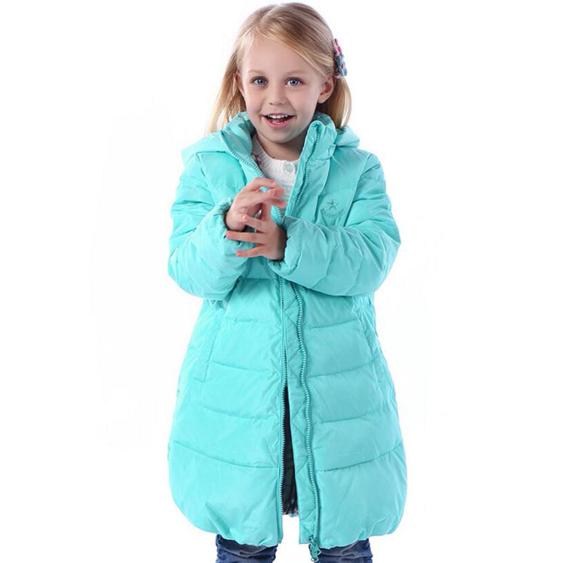 Aliexpress.com : Buy Girls Winter Down Jacket Children Warm ...