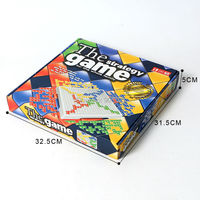 English Version Hot Blokus Game Classiss Strategy Game Family Party Game Toys For 2 4 Players