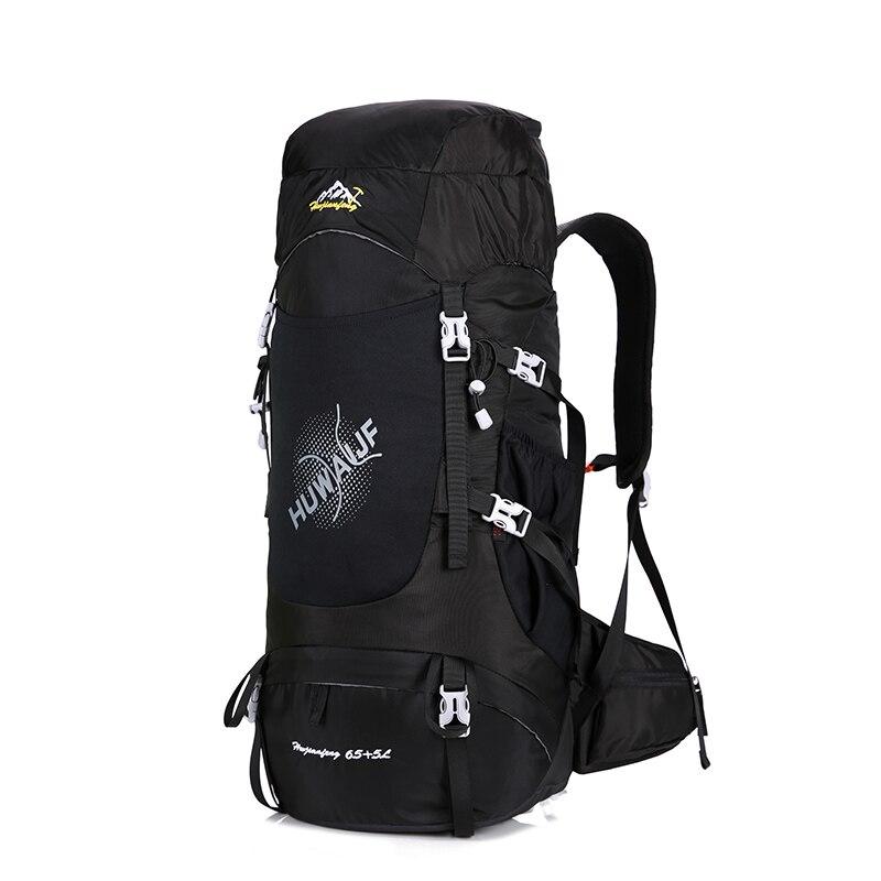 Waterproof Travel Hiking Backpack 70L Sports Bag Women Men Outdoor Camping Climbing Bag Mountaineering Rucksack