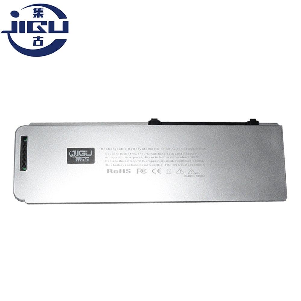 Ji Goo Shell Plastik Mb470j A Mb772 Baterai Laptop Untuk Apple Keran Taman 02 302 Setengah Inch Macbook Pro 15 Versi 2008 Mb772j Mb471x A1281 A1286