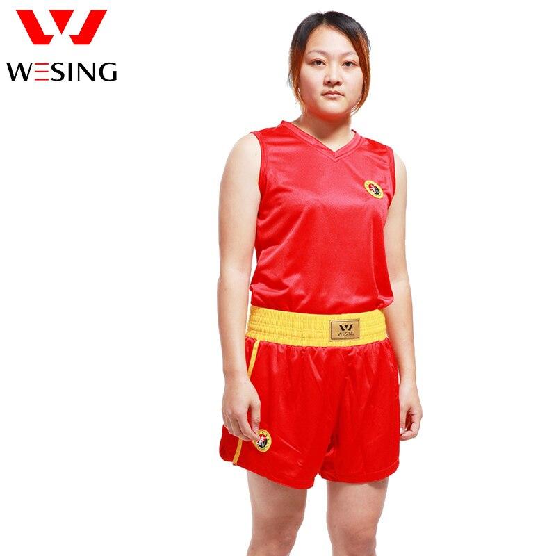 Wesing arte marcial մեծահասակների sanshou - Սպորտային հագուստ և աքսեսուարներ - Լուսանկար 4