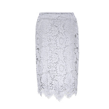 цена на MUXU white lace skirt faldas mujer skirts womens jupe etek bodycon saia feminina vetements ropa de mujer clothes women kleren