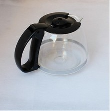 Coffee machine accessories 0.6L pot 600ml coffee glass