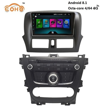 Android 8.1 8-core 4+64G navigatore multimedia 1 din android car radio for 2013-2016 FAW Besturn X80