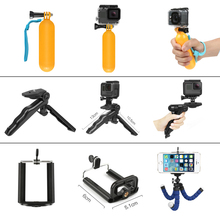 Huge Action Cameras Accessory Set
